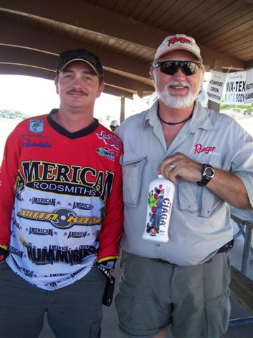 Markus Morace Team Marine Outlet Lisle Meeker Team Nikken Hooked on Health